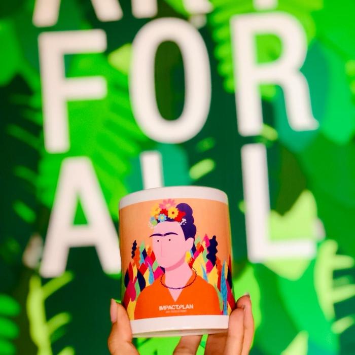 """Mug """"Frida Khalo"""" 2"""