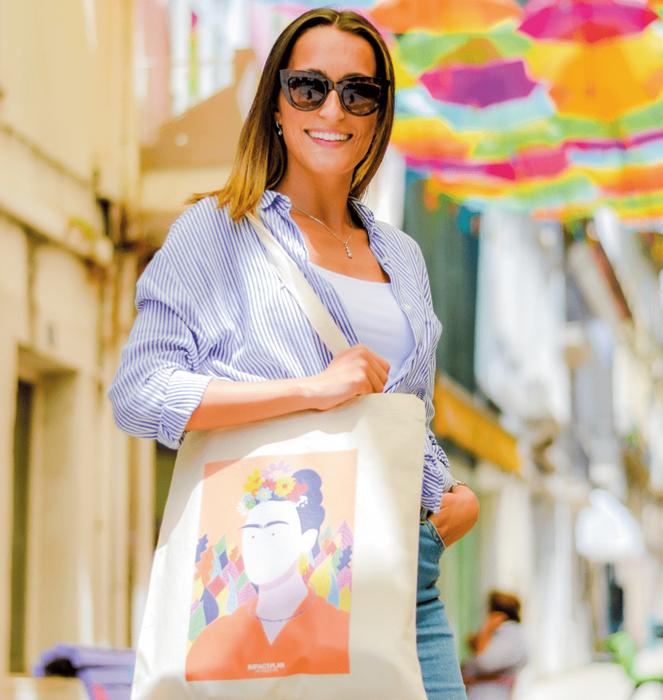 """Bag """"Frida Kahlo"""" 2"""