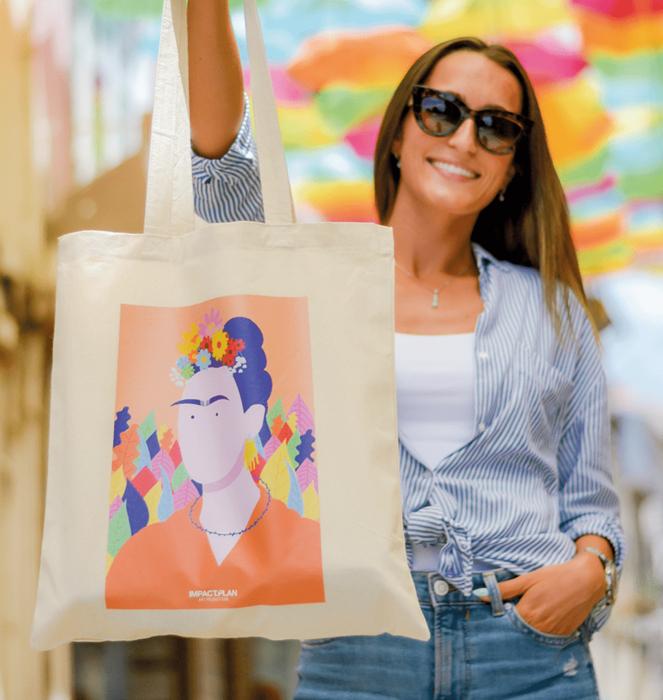 """Tote Bag """"Frida Kahlo"""""""