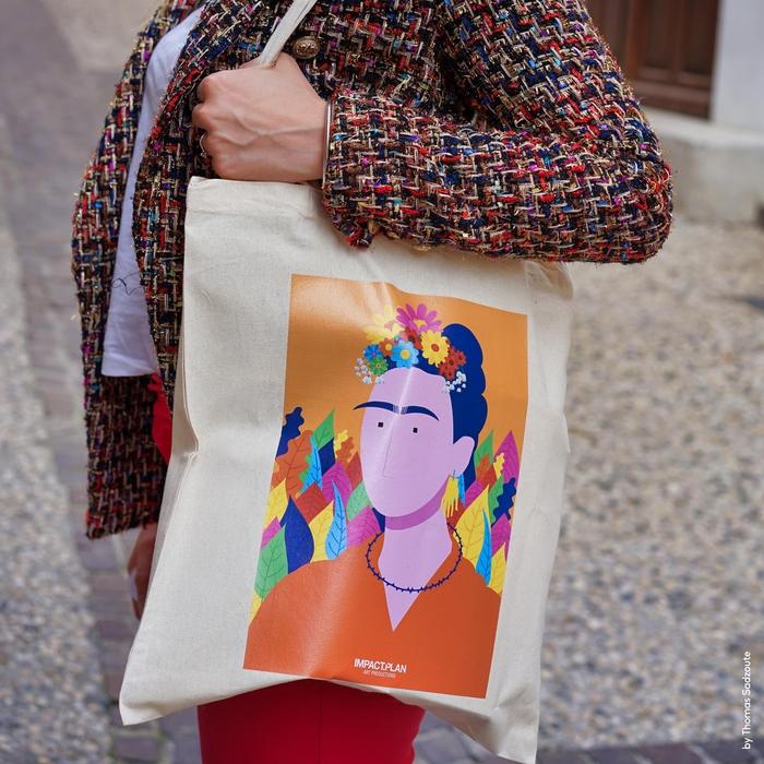 """Bag """"Frida Kahlo"""" 7"""