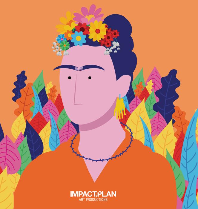 "Saco ""Frida Kahlo"" 0"