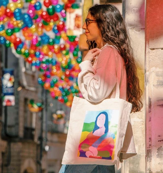 """Bag """"Mona Lisa"""" 5"""