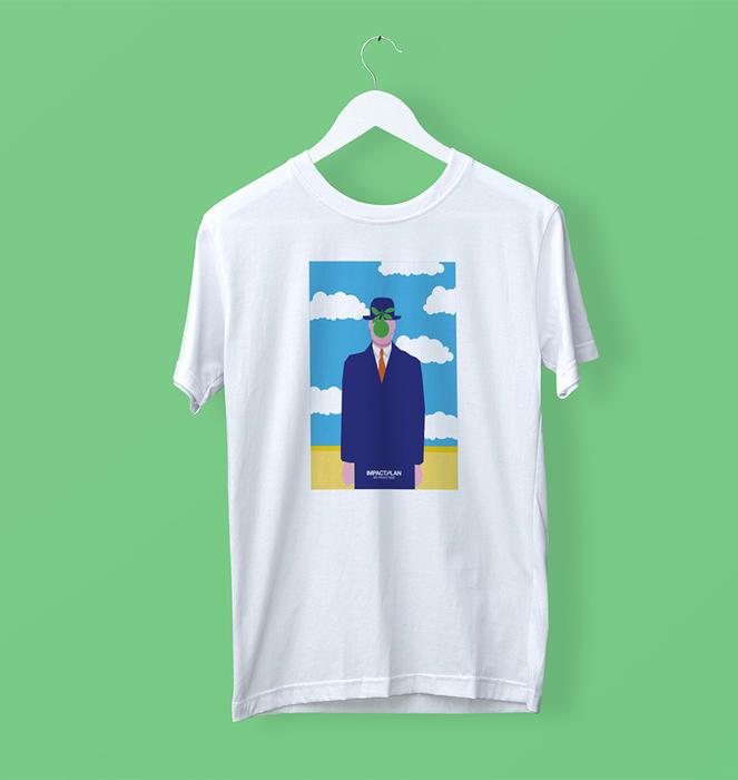 "T-shirt ""The Son of Men"" 0"