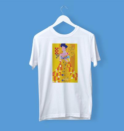 "T-shirt ""Adèle Bloch-Bauer I"""