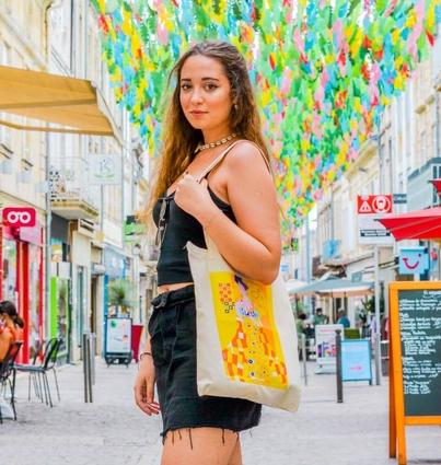 """Tote Bag """"Adèle Bloch-Bauer I"""""""