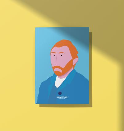 "Poster ""Van Gogh"""