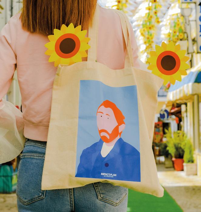 "Bag ""Van Gogh"" 2"