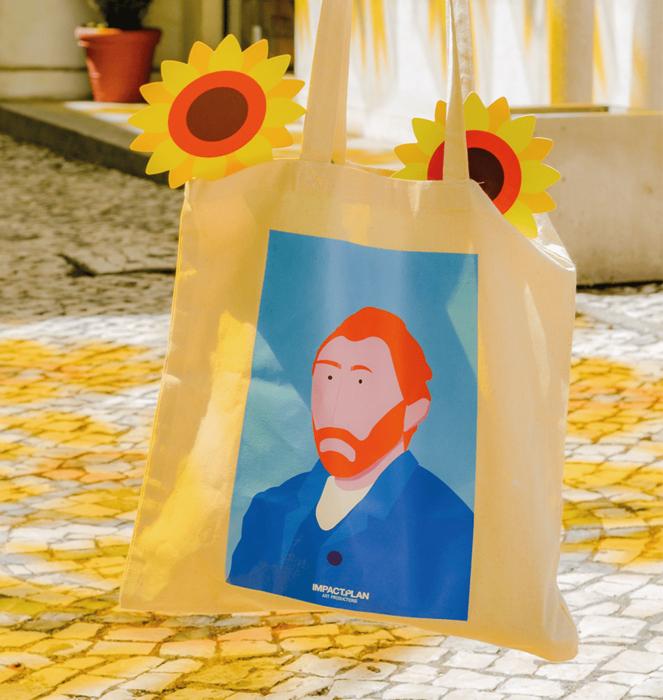 "Bag ""Van Gogh"" 3"
