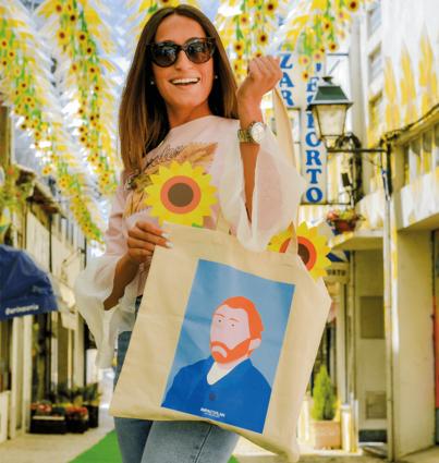 """Tote Bag """"Van Gogh"""""""