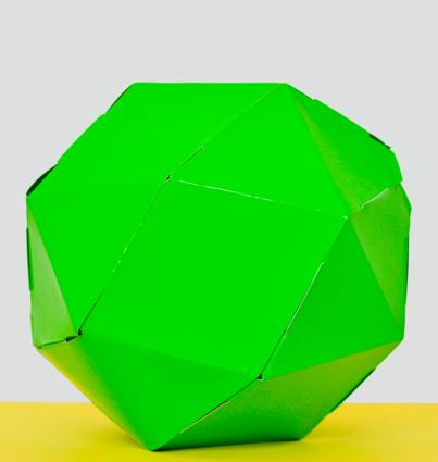 Maçã Geométrica