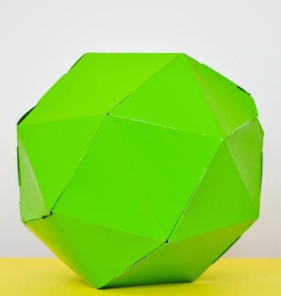 Pomme Géométrique