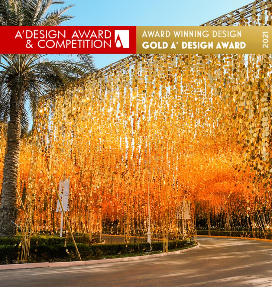 Medalha Ouro - Prémio A'Design 2020-2021 1