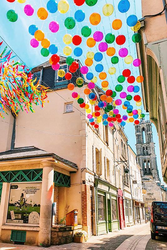 Bubble Sky, Color Rain, Andorinhas - Laon'218