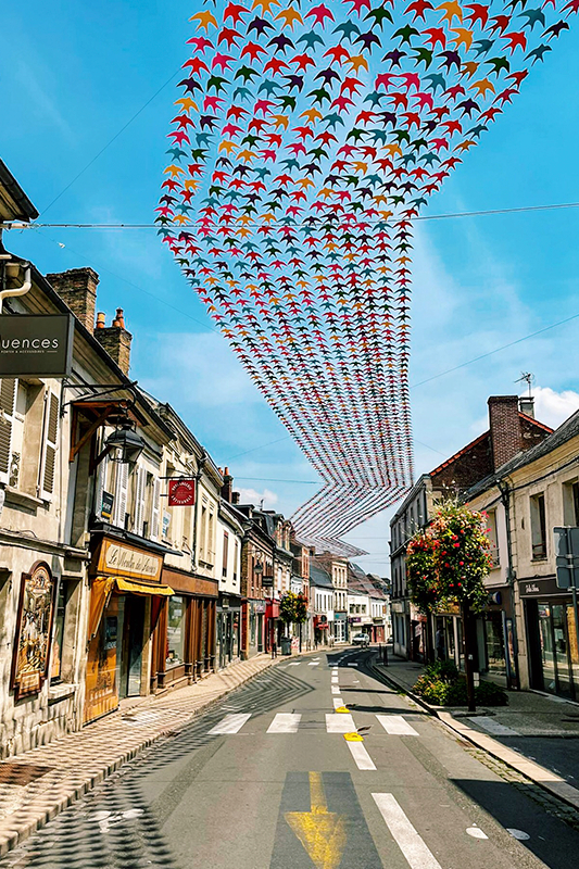 Bubble Sky, Color Rain, Andorinhas - Laon'217