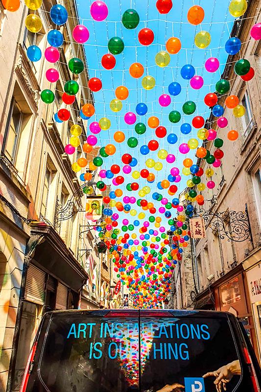 Bubble Sky, Color Rain, Andorinhas - Laon'213