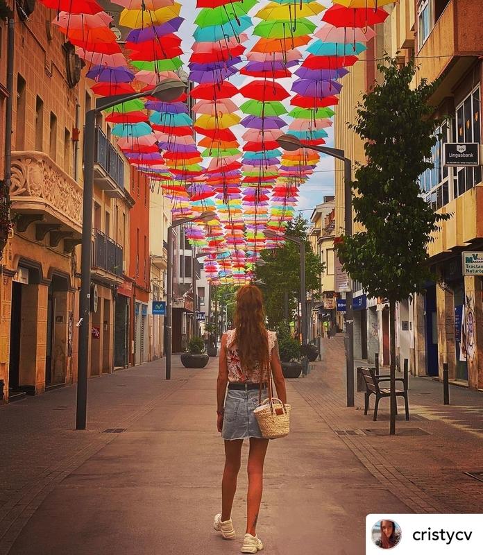 Umbrella Sky Project - Rubí'216