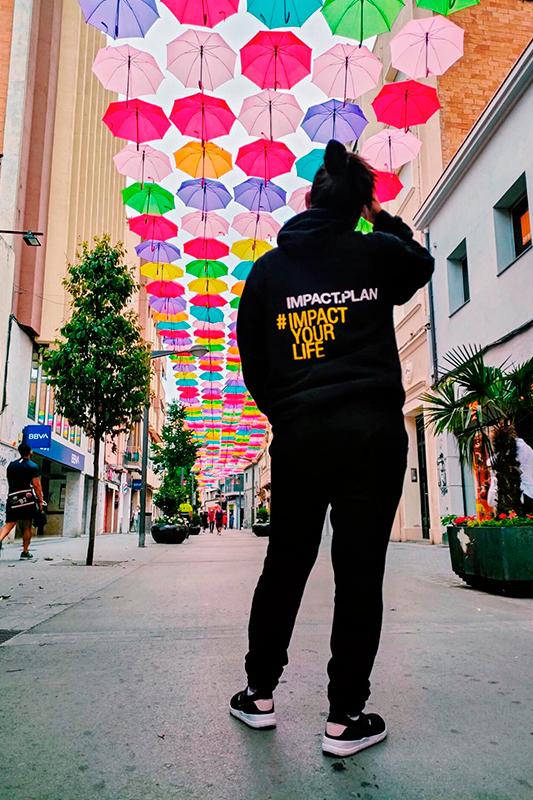 Umbrella Sky Project - Rubí'214