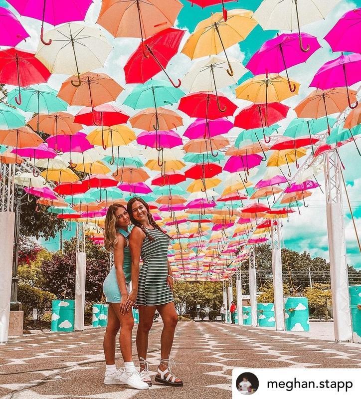 Umbrella Sky Project - Batesville, IN'21