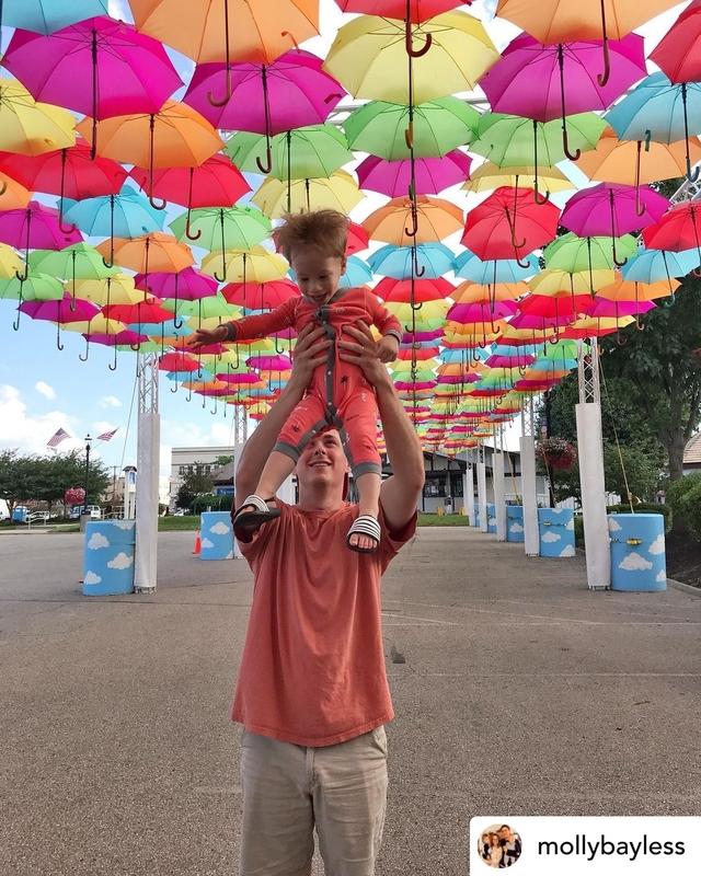 Umbrella Sky Project - Batesville, IN'219