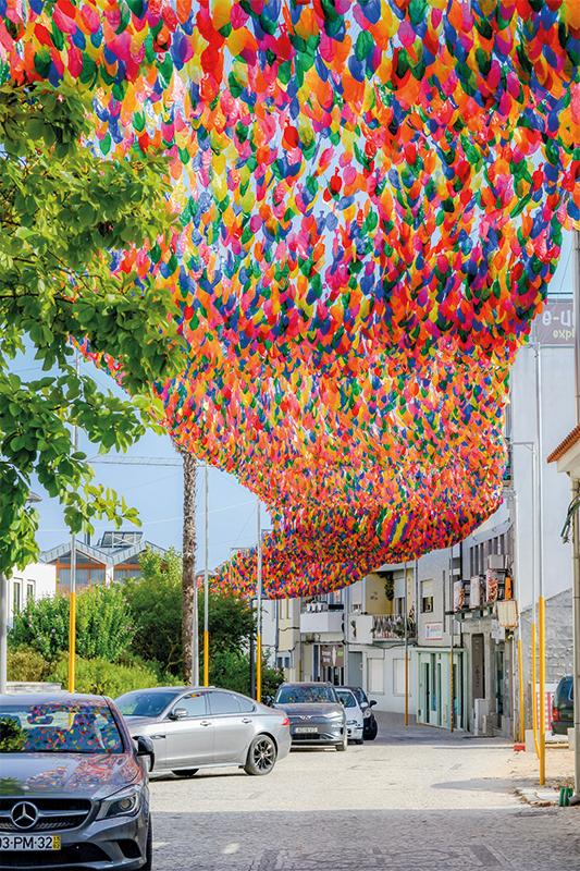 Umbrella Sky Project - Águeda'216