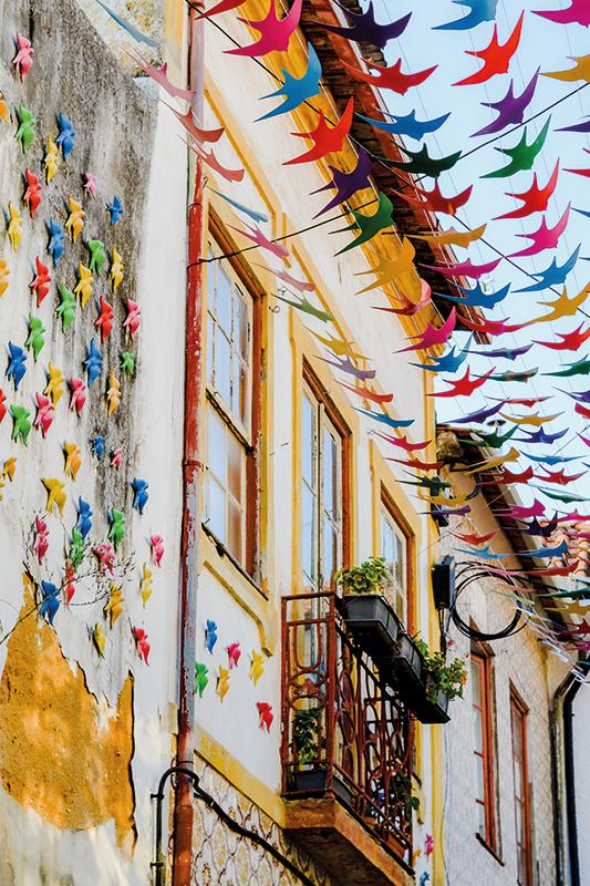 Umbrella Sky Project - Águeda'2110