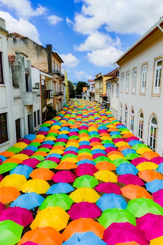 Umbrella Sky Project - Águeda'217