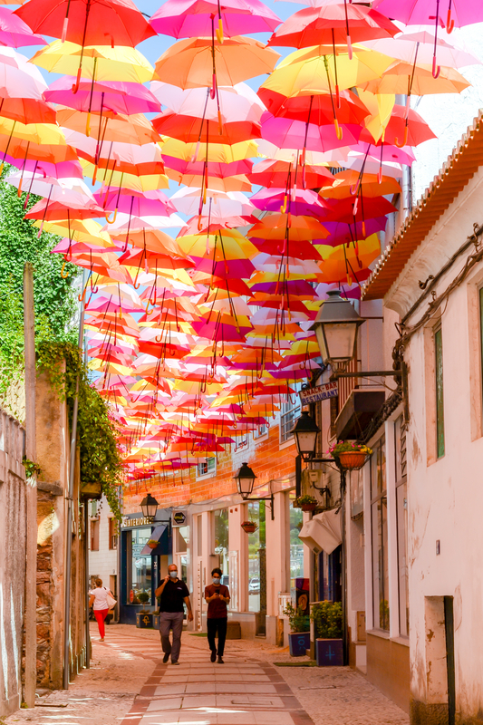 Umbrella Sky Project - Águeda'2112