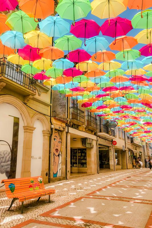 Umbrella Sky Project - Águeda'2113