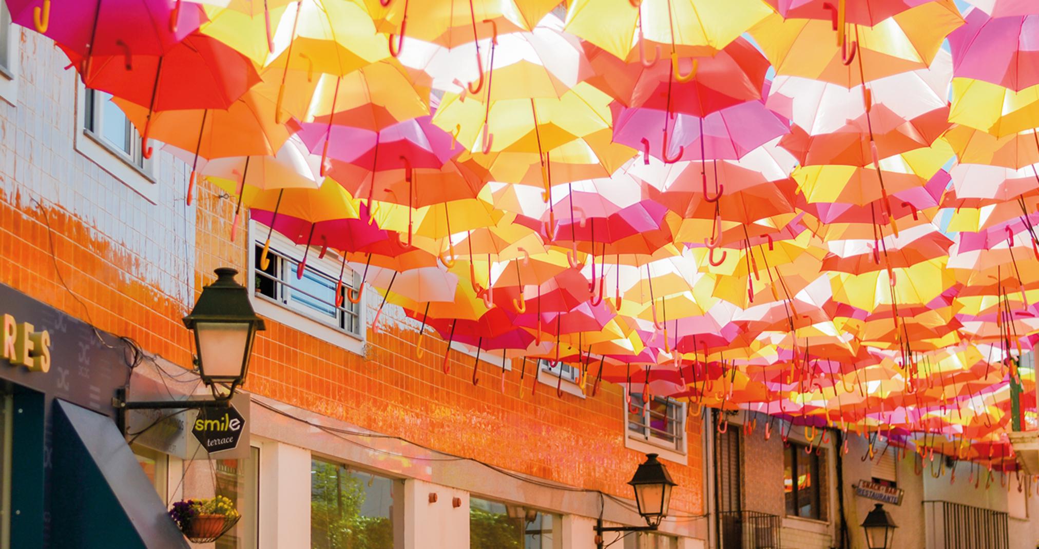 Umbrella Sky Project - Águeda'21