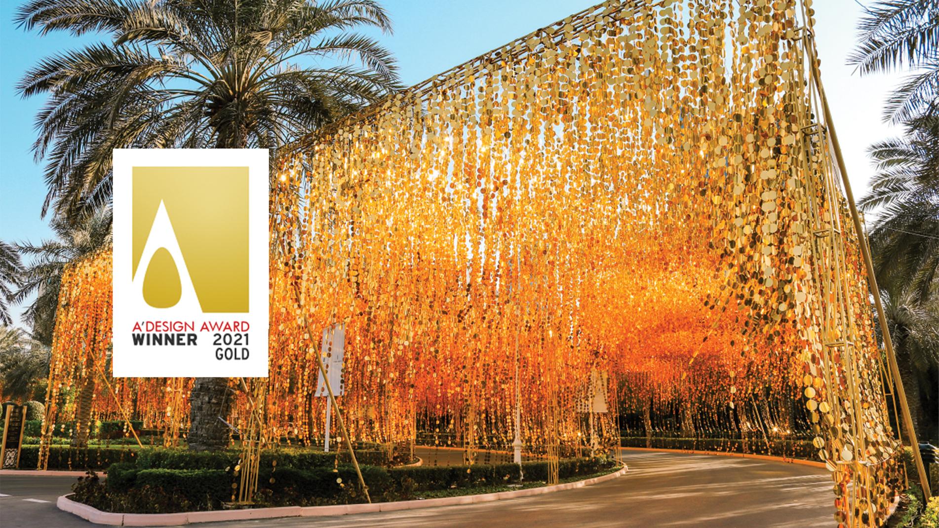 Le Top 20 Lauréats A' Design Award