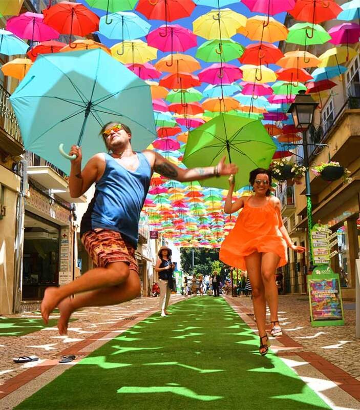 Umbrella Sky Project3