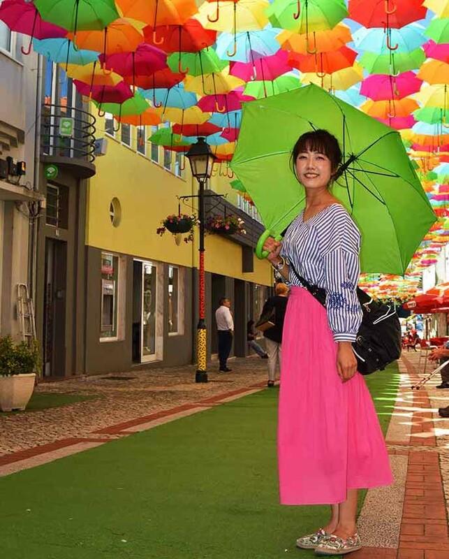 Umbrella Sky Project2